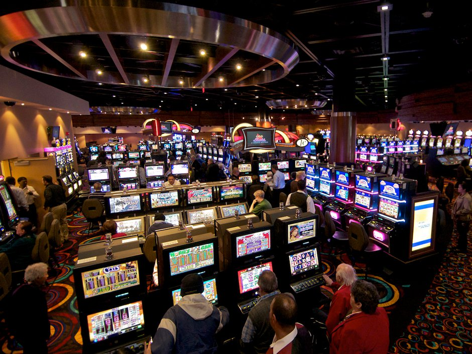 Why The whole lot You Find out about Online Casino